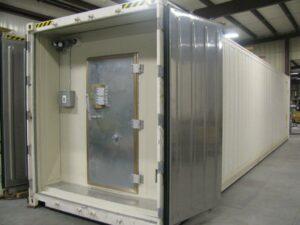 40' SCIF Container