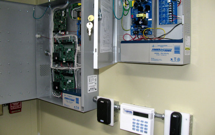 Intrusion Detection System & SCIF Security Products Built To Standard